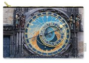 The Astronomical Clock In Prague Carry-all Pouch