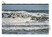 The Atlantic Ocean At Sullivan's Island Carry-all Pouch