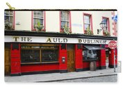 The Auld Dubliner  Carry-all Pouch