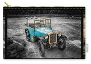 The Austin 7 Carry-all Pouch by Adrian Evans