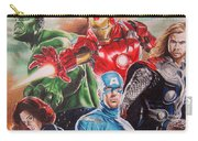 The Avengers Carry-all Pouch