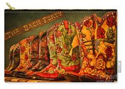 The Back Forty Boots Are Made For Dancin' Carry-all Pouch