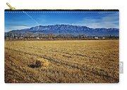 The Bale - Sandia Mountains - Albuquerque Carry-all Pouch