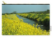 The Banks Of Yellow Carry-all Pouch