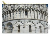 The Baptistery In Pisa  Carry-all Pouch