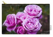 The Barbara Streisand Rose Carry-all Pouch