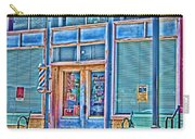 The Barbershop Hdr Carry-all Pouch