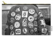 The Baseball Fan Carry-all Pouch by Frank Romeo