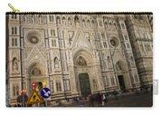 The Basilica Di Santa Maria Del Fiore  Carry-all Pouch
