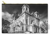 The Basilica Of St Mary Carry-all Pouch