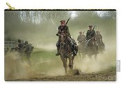 The Battle Carry-all Pouch by Angel  Tarantella