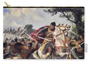 The Battle Of Bouvines, 1214 Carry-all Pouch