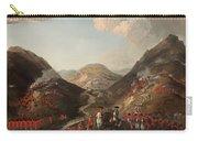 The Battle Of Glen Shiel 1719 Carry-all Pouch
