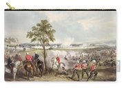 The Battle Of Goojerat On 21st February Carry-all Pouch