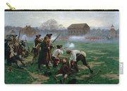 The Battle Of Lexington, 19th April 1775 Carry-all Pouch