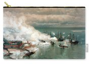 The Battle Of Mobile Bay Carry-all Pouch