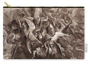 The Battle Of The Angels Carry-all Pouch