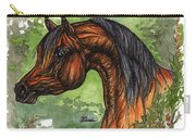 The Bay Arabian Horse 1 Carry-all Pouch