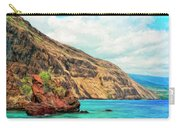 The Bay At Kealakekua Carry-all Pouch