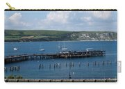 The Bay At Swanage Carry-all Pouch