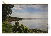 The Bay Of Green Bay Carry-all Pouch