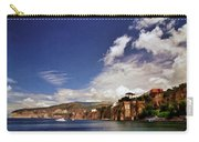 The Bay Of Sorrento Carry-all Pouch