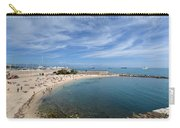 The Beach At Cap D' Antibes Carry-all Pouch