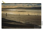 The Beach At Mounts Bay Carry-all Pouch