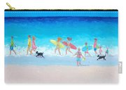 The Beach Parade Carry-all Pouch
