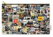The Beatles Collage Carry-all Pouch
