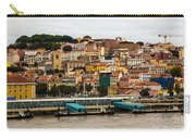 The Beautiful Colors Of Lisbon Carry-all Pouch