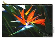 The Beauty Of A Bird Of Paradise Carry-all Pouch