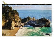 The Beauty Of Big Sur Carry-all Pouch