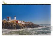 The Beauty Of Nubble Carry-all Pouch