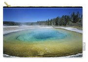 The Beauty Pool Yellowstone Np Wyoming Carry-all Pouch