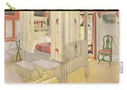 The Bedroom, Published In Lasst Licht Carry-all Pouch