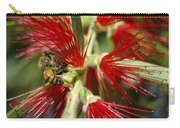 The Bee And Bottlebrush Carry-all Pouch