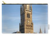 The Belfry Of Bruges Carry-all Pouch