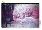 The Bench Of Promises Carry-all Pouch