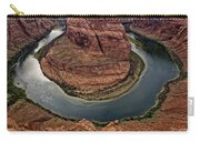 The Bend In The River Carry-all Pouch