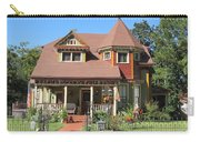 The Benefield House Jefferson Texas Carry-all Pouch