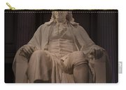 The Benjamin Franklin Statue Carry-all Pouch