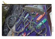 The Bicycle Peddler Carry-all Pouch