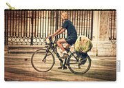 The Bicycle Rider - Leon Spain Carry-all Pouch
