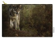 The Big And Not Too Bad Wolf Carry-all Pouch