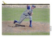 The Big Baseball Pitch Digital Art Carry-all Pouch