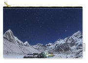 The Big Dipper Rise Above The Himalayas Carry-all Pouch