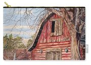 The Big Red Barn Carry-all Pouch