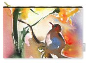 The Bird And The Flower 01 Carry-all Pouch