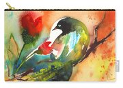 The Bird And The Flower 03 Carry-all Pouch
